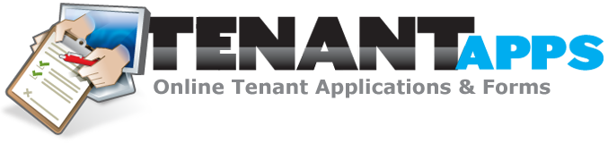 Tenant Apps - Online Tenant Applications & Forms